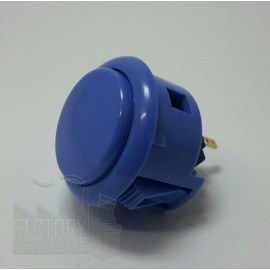 "BOTON SANWA OBSF30 AZUL ""DARK"""