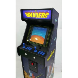 KING ARCADE SLIM JAMMA INVADERS