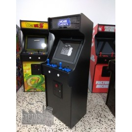 "SLIM ""ARCADE "" ULTIMATE MARQUESINA LCD 19"" VINILOS A ESCOGER"
