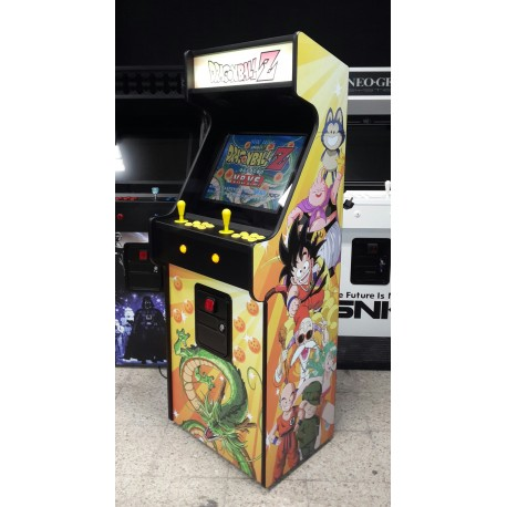 KING ARCADE SLIM JAMMA DRAGON BALL