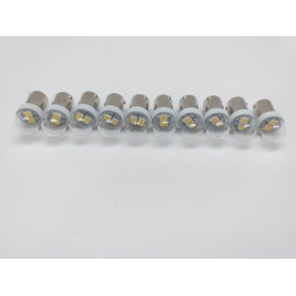 BOMBILLAS LED DE PINBALL REF 44  BLANCO CALIDO