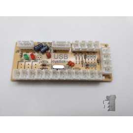 ZERO DELAY INTERFACE USB SIN CABLES