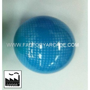 "BOLA CARBONO AZUL ""MESH BALL"""