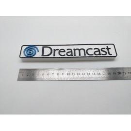 CARTEL LOGO IMPRESION 3D DREAMCAST