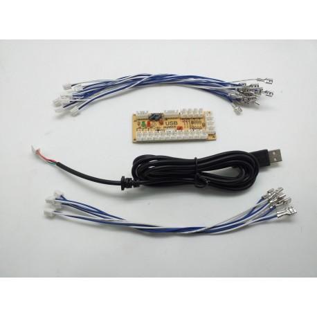INTERFACE USB 2 PLAYERS