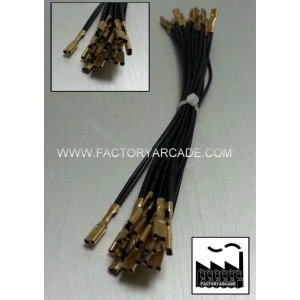 CABLE MASAS FASTON 2.8mm SIN FUNDA