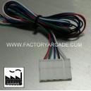 CABLE CONECTOR RGB JAPONES