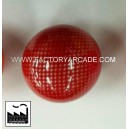 "BOLA CARBONO ROJA ""MESH BALL"""
